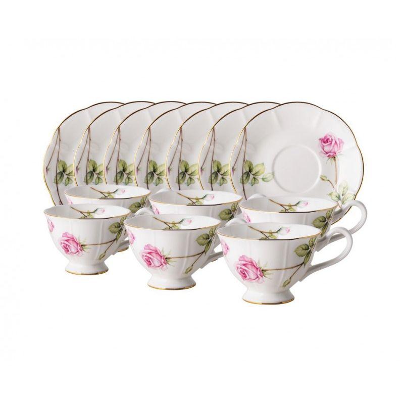 Розетт чайный набор 12пр