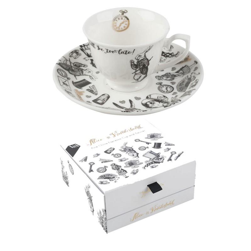 Алиса в стране чудес Кофейная пара 100мл
