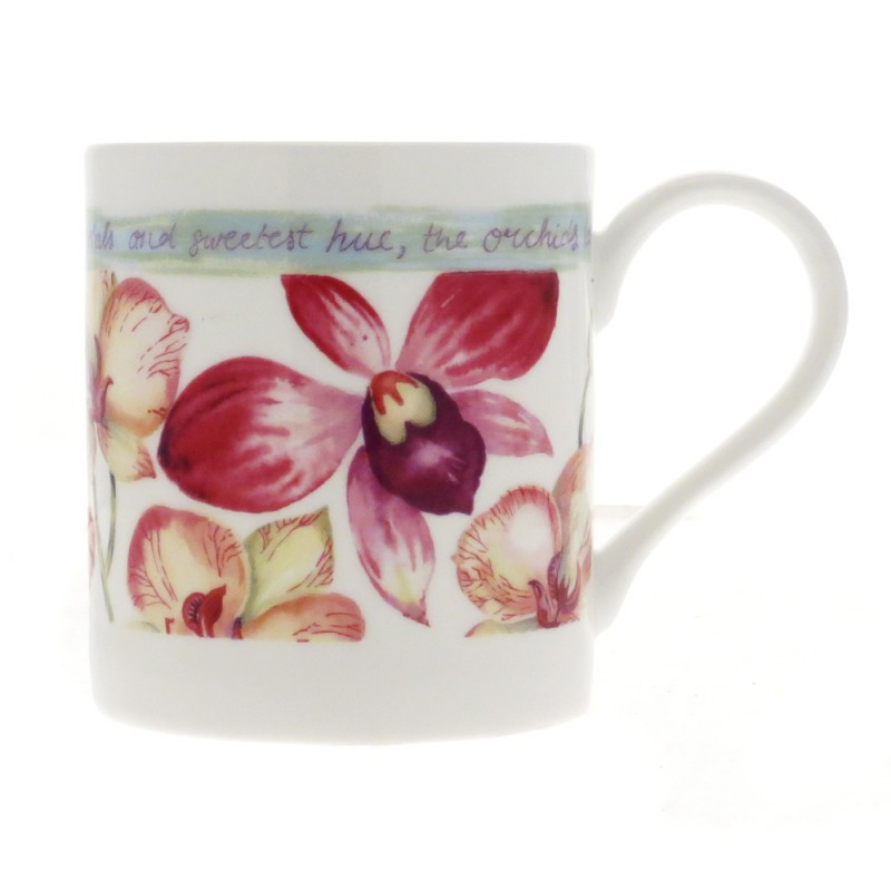 Кружка Сад Орхидей 400мл