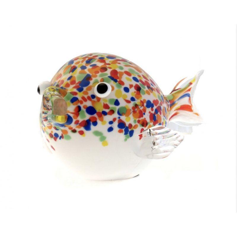 Фигурка Рыба фугу 23см