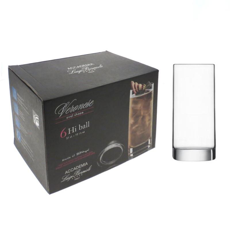 Набор стаканов д/сока Veronese 310 мл 6 шт.