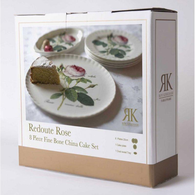 Набор для торта 8 пр. Роза Редаут