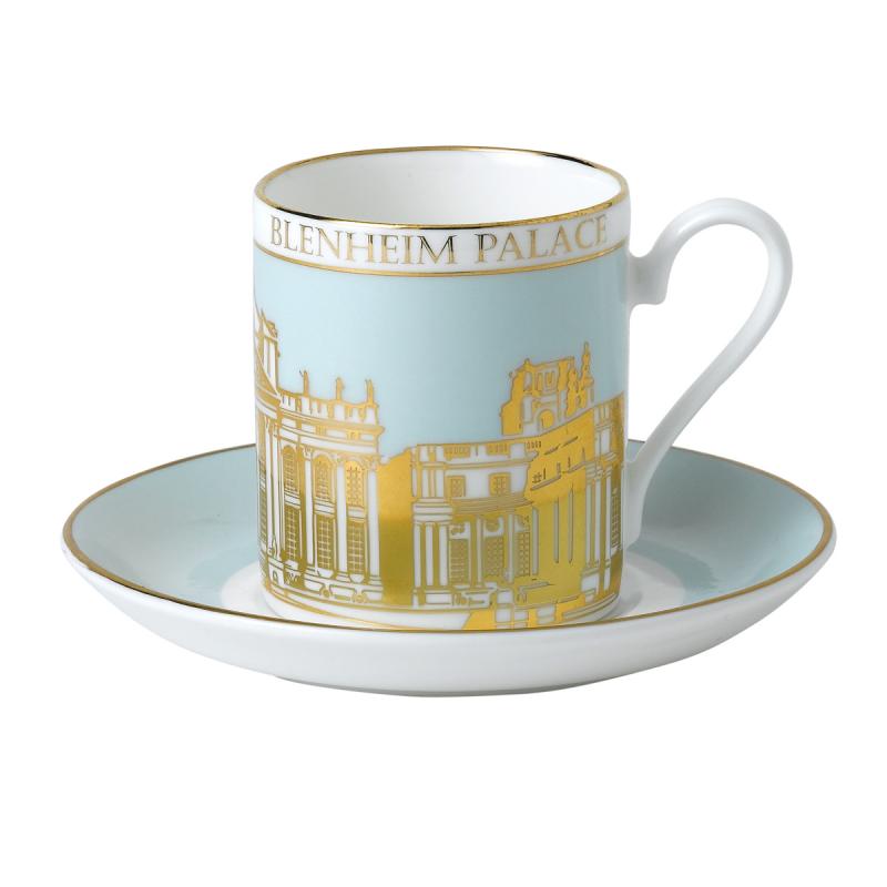 Дворец Уинстона Черчилля кофейная пара 180 мл.