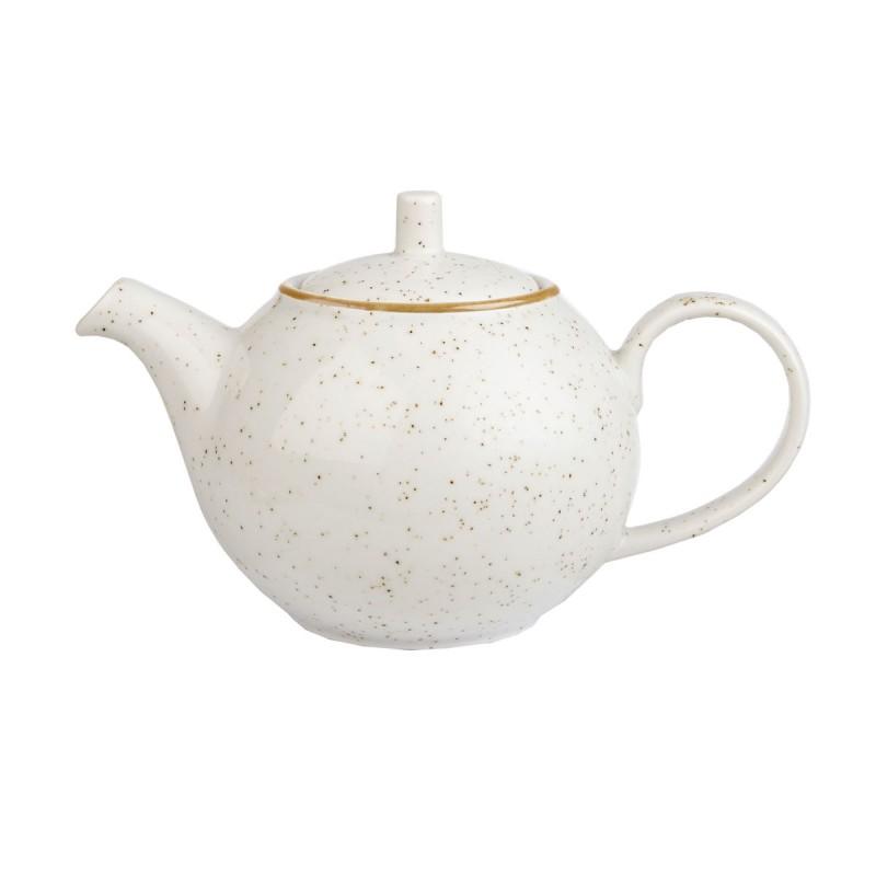 Чайник 426 мл Barley White