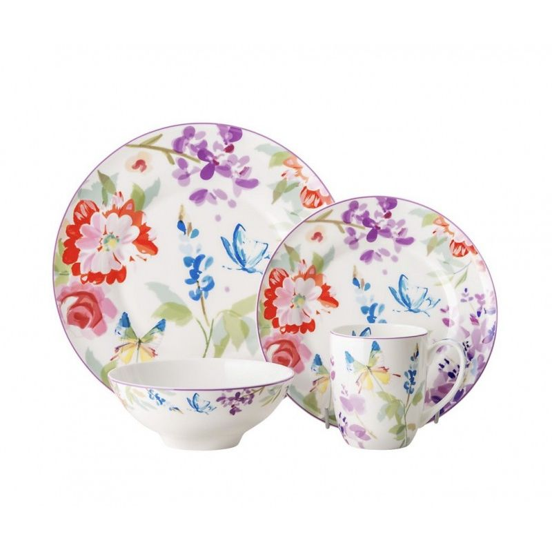 Виржини Чайно-столовый набор 16пр