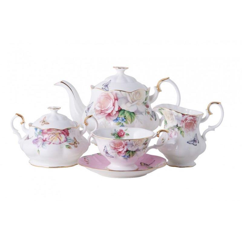 Флоризон чайный сервиз 15 предметов, 6 персон.