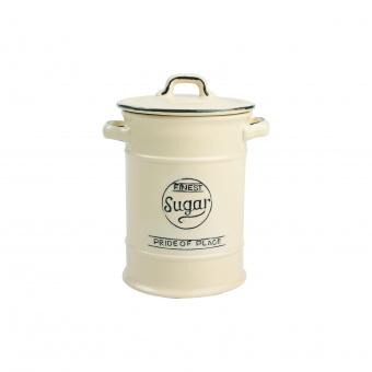 T&G Ёмкость для хранения сахара Pride of Place in old cream 19*12 см