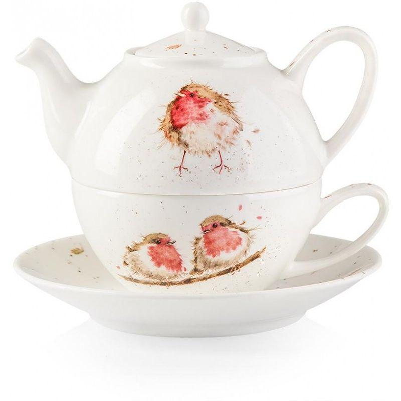 "Набор чайный Royal Worcester ""Эгоист.Малиновка"" 300мл"