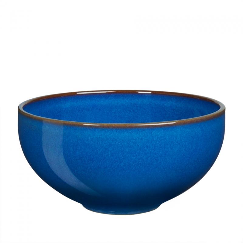 Императорский Синий Чаша для лапши 17см