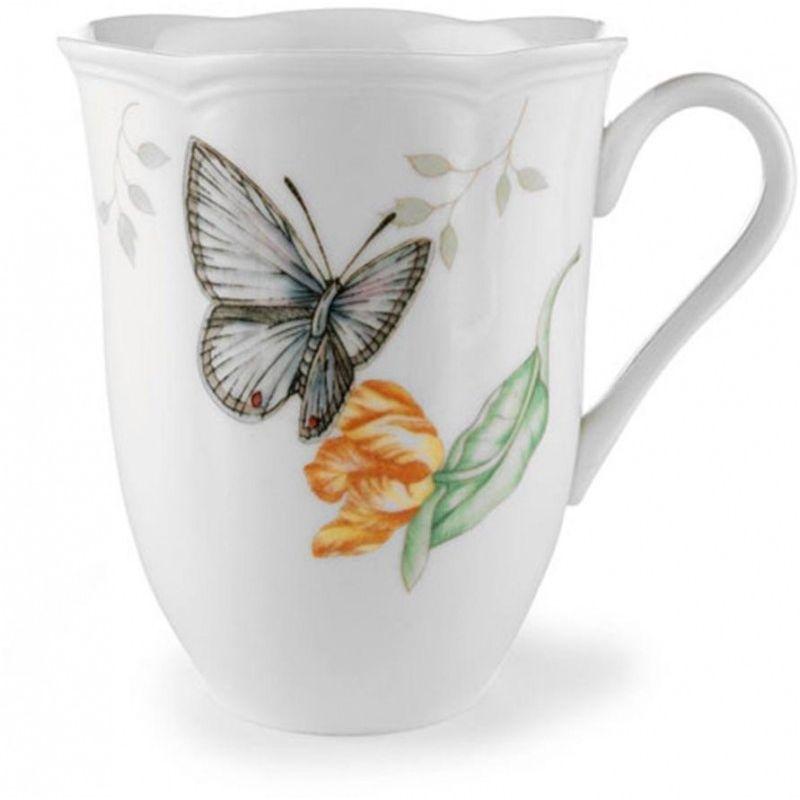 "Кружка Lenox ""Бабочки на лугу"" 350мл"