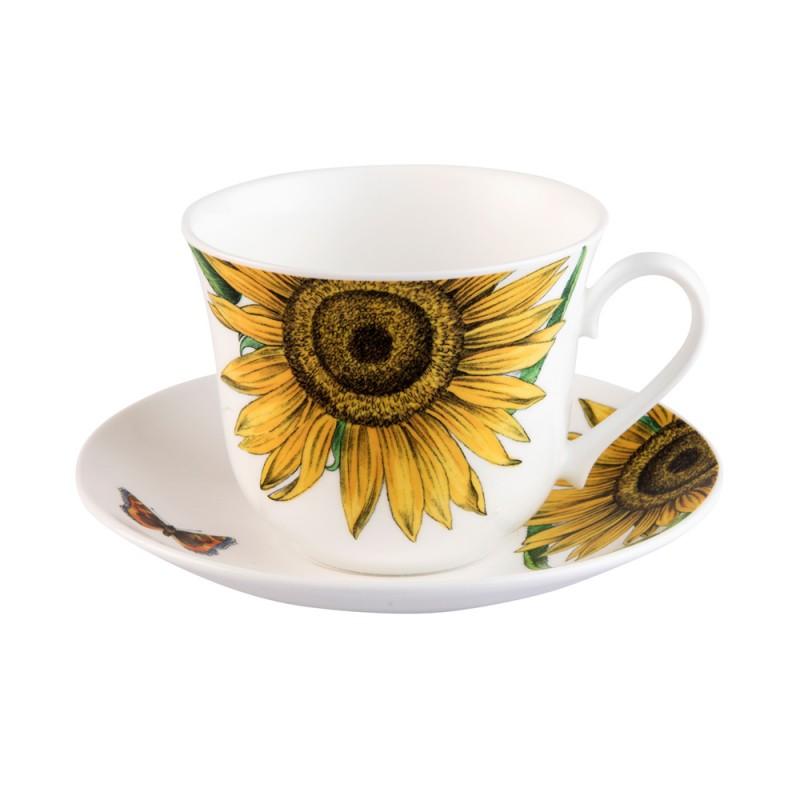 Чайная пара для завтрака Ботаника 500мл