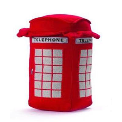Телефонная будка 23 см