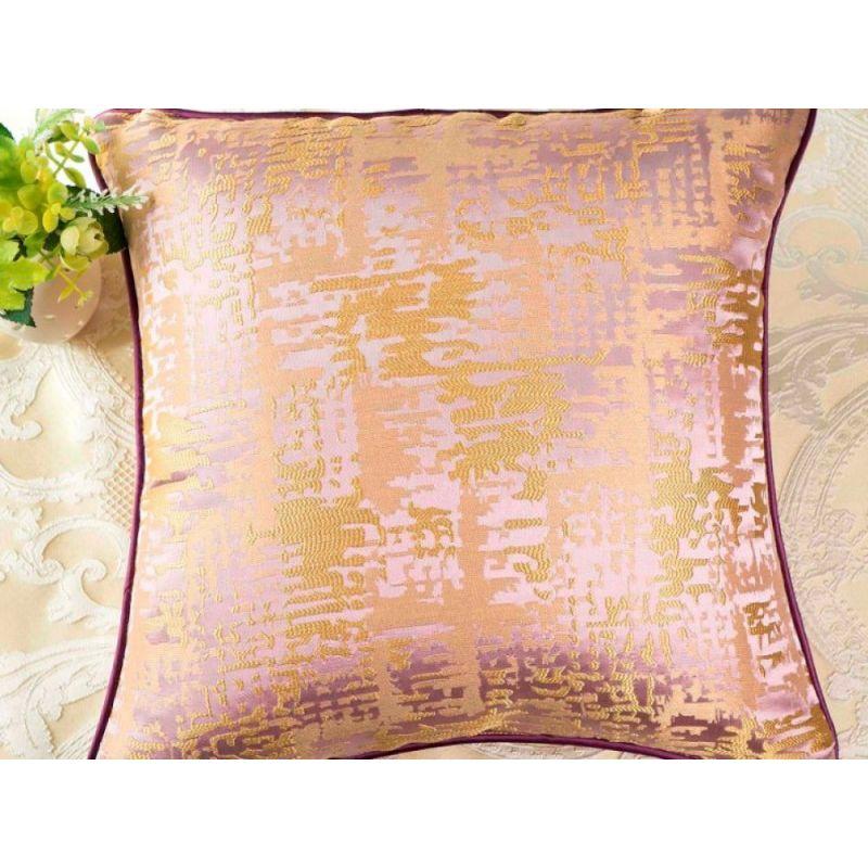 Наволочка декоративная на молнии 43х43 см, D6-2