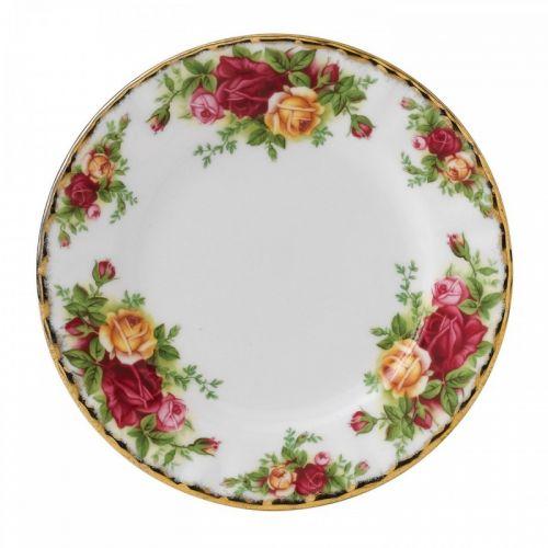 Тарелка 16 см Розы Старой Англии