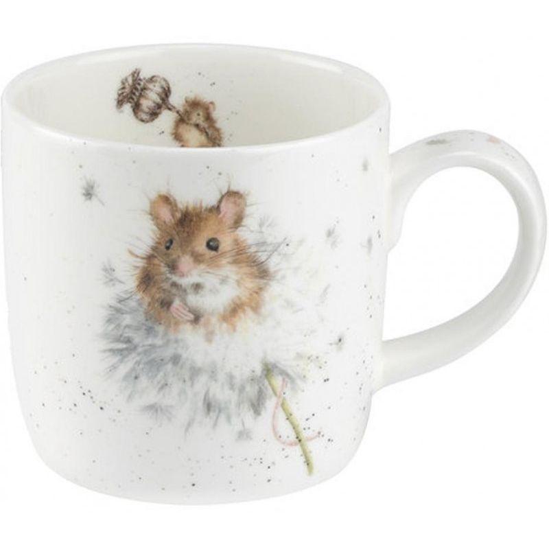 "Кружка Royal Worcester ""Полевые мышки"" 310мл"