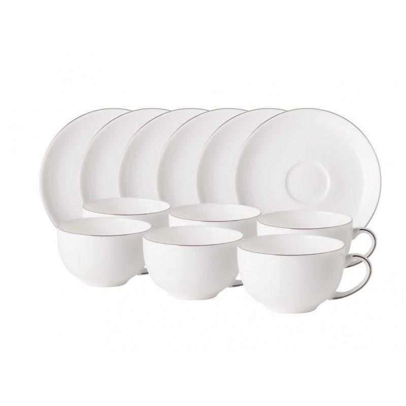 Кофейный набор Шер 12 предметов, 6 персон