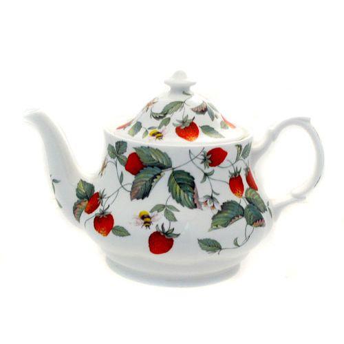 Чайник большой 1000 мл Земляника