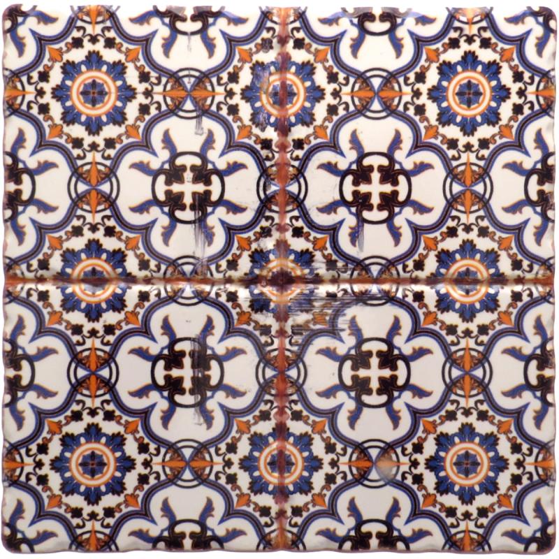 Подставка под горячее Восточная мозаика 16х16см