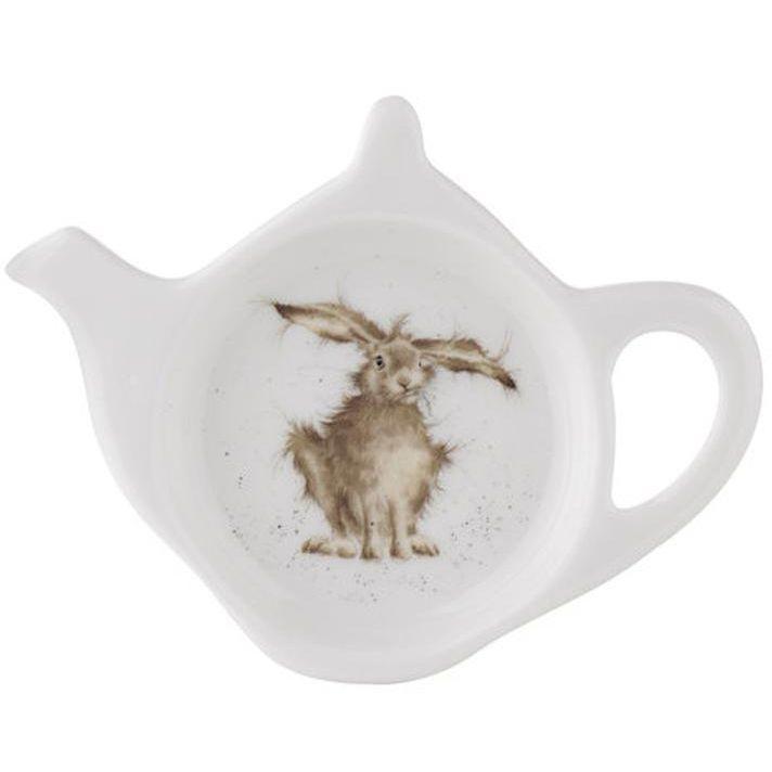 """Подставка для чайного пакетика Royal Worcester """"Забавная фауна.Кролик"""" 13см"""