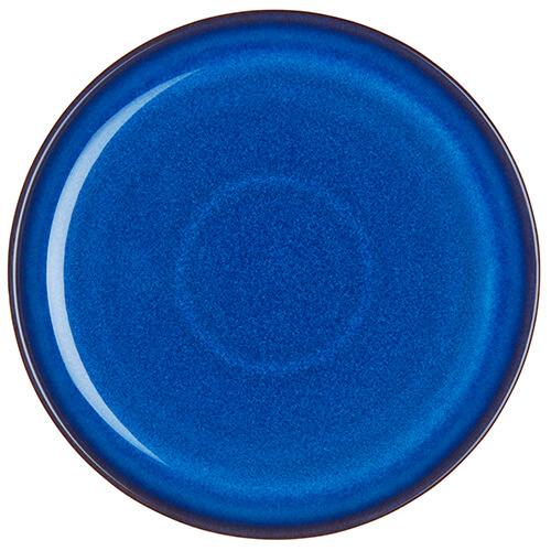 Императорский Синий Тарелка Coupe 26см