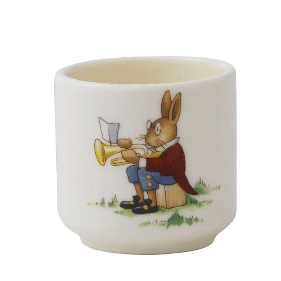 Подставка под яйцо 5 см Кролики