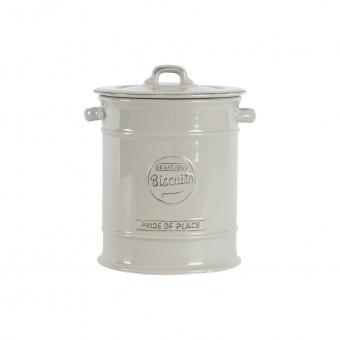 T&G Ёмкость для хранения печенья Pride of Place in cool grey 22*17,5*16,3 см