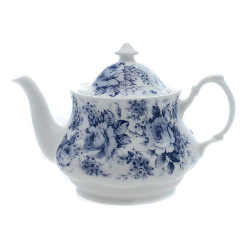 Чайник большой на 6чашек/Английский ситец