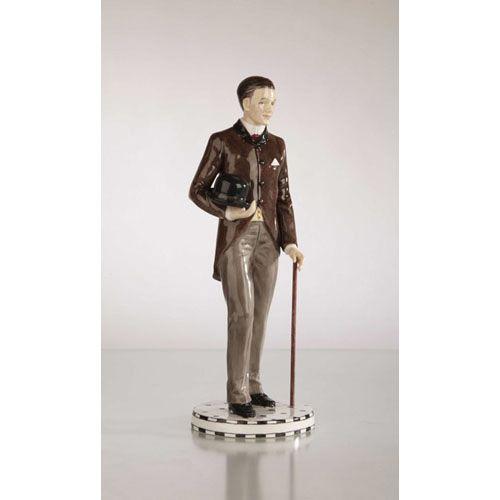 Статуэтка Викторианский Джентльмен 22 см CE012