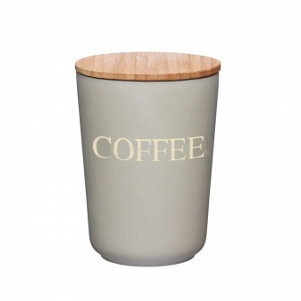 Kitchen Craft Ёмкость для хранения кофе Natural Elements 10,5*14*10,5 см
