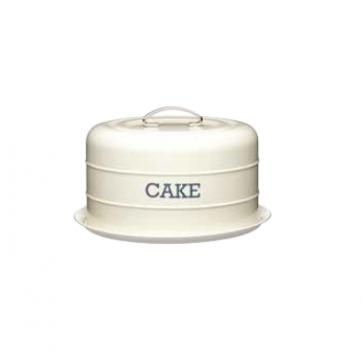 Kitchen Craft Тортовница Living Nostalgia creamy 29*16 см