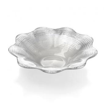 IVV Салатник малый Amarillis Silver, 19*5,3 см