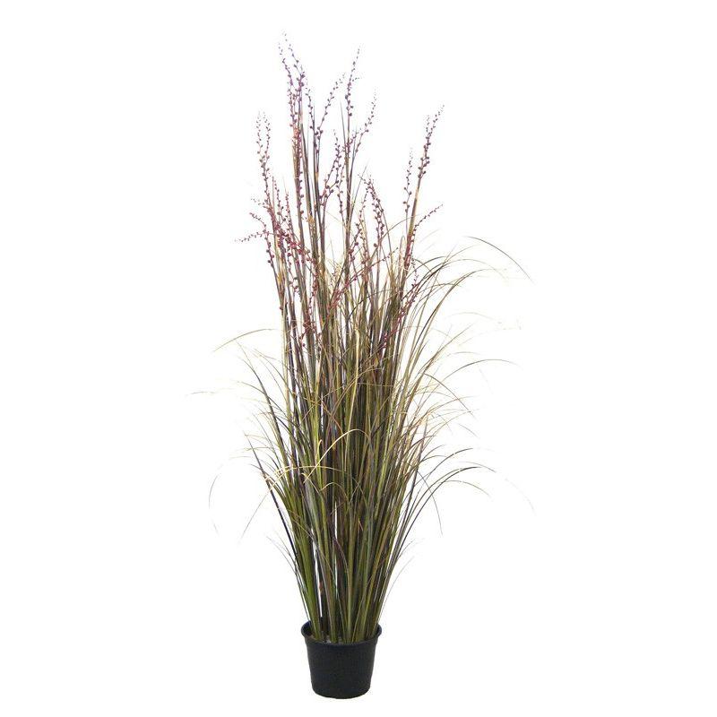 Суданская трава в кашпо 153 см