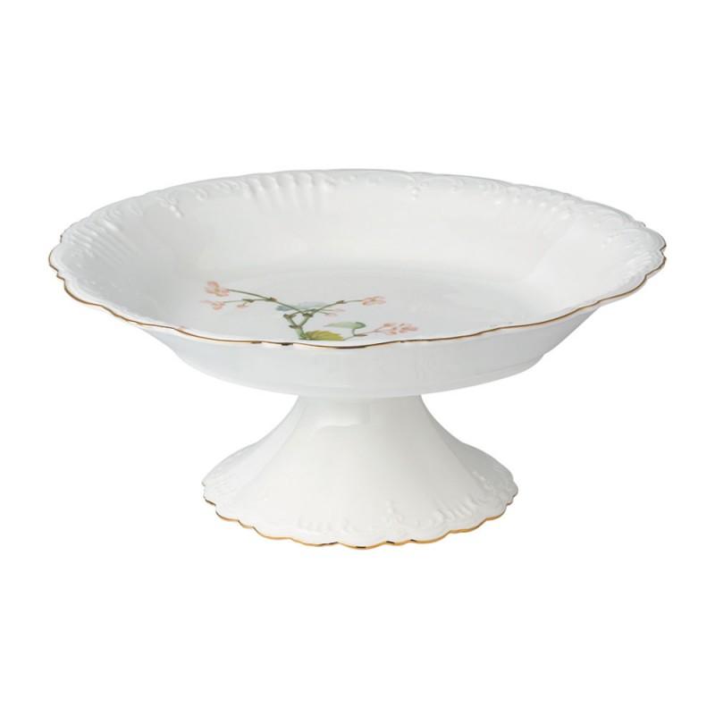 Монпелье ваза десертная на ножке 30,5см