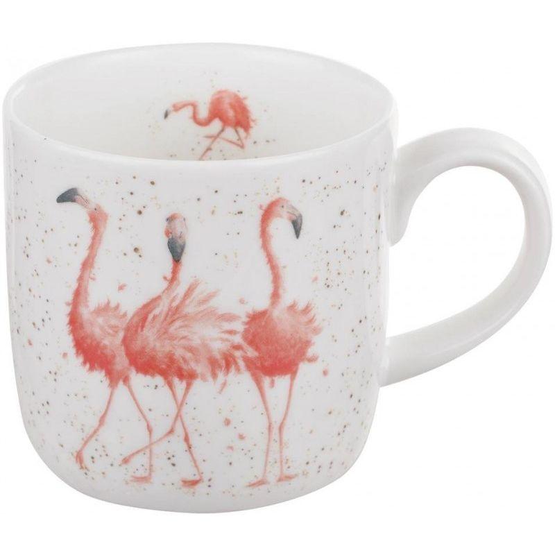 """Кружка Royal Worcester """"Розовые фламинго"""" 310мл"""