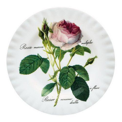 Тарелка 27 см Роза Редаут
