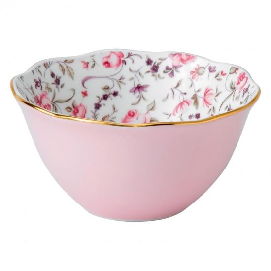 Салатник 11 х 6,5 см Роза Конфетти