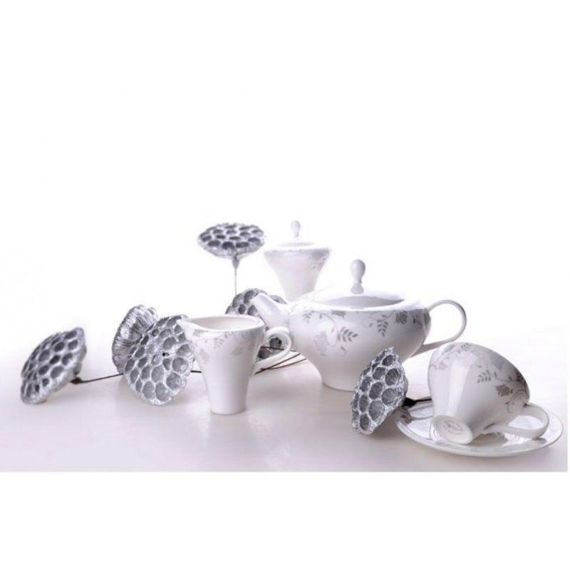 Чайный сервиз Гранж 15 предметов, 6 персон