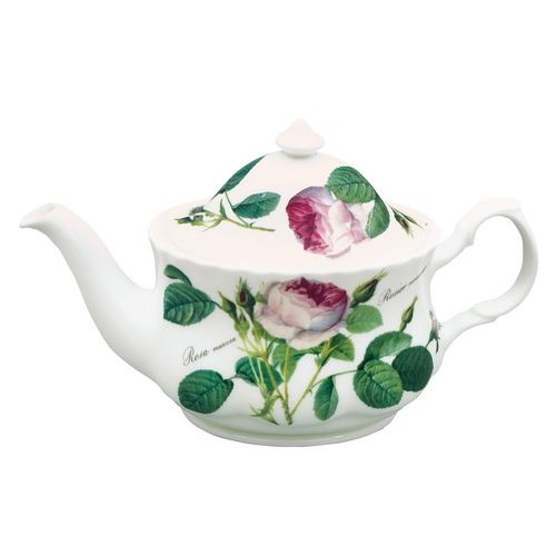 Чайник большой 1000 мл Роза Редаут