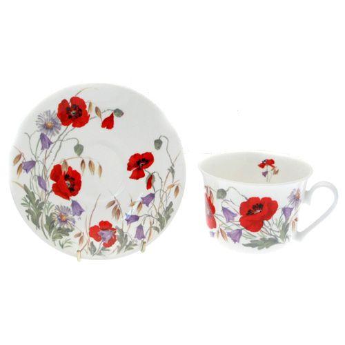 Чайная пара для завтрака Английский луг 500мл