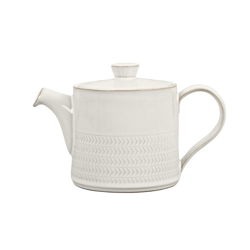 Натуральный холст Чайник большой 0,9 л