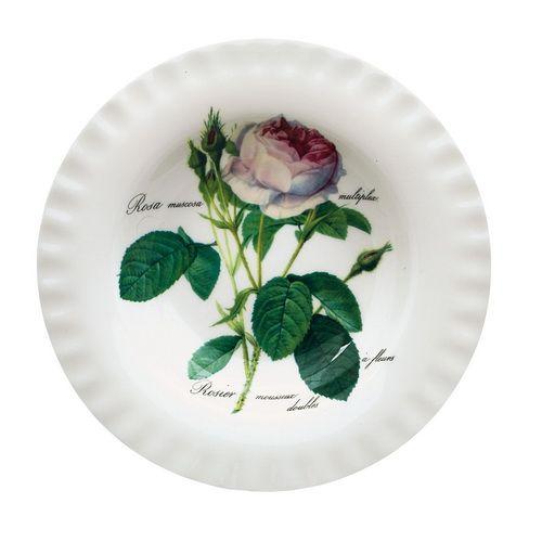 Тарелка суповая 24 см Роза Редаут