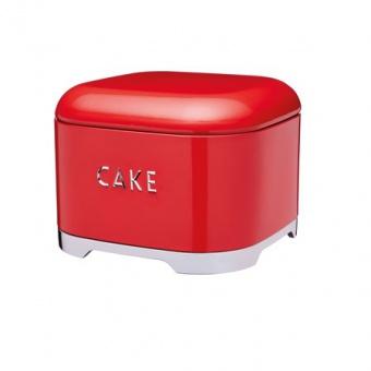 Kitchen Craft Ёмкость для хранения пирожных Lovello red 26,5*19,5 см