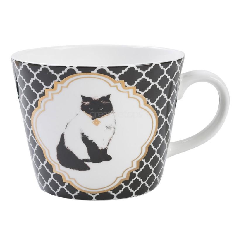 Домашние любимцы Кружка Гималайский кот 450 мл