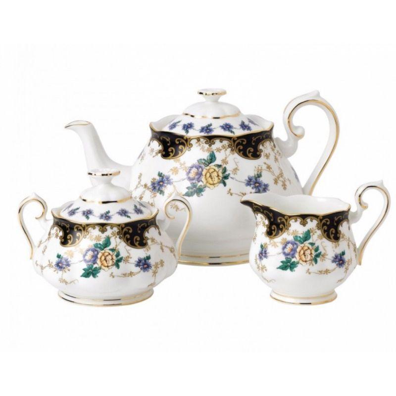 Набор: чайник, сахарница и молочник Герцогиня 100 Years Of, Royal Albert (1910)