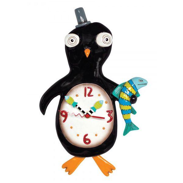 Часы Пингви 36 см