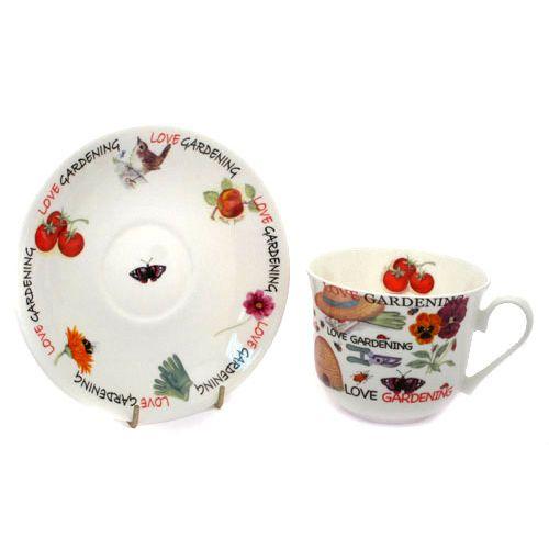 Дачная/Чайная пара для завтрака 500мл