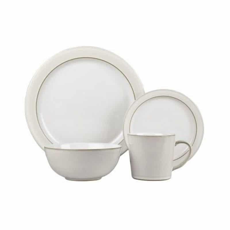 Сервиз чайно-столовый Натуральный холст, 16 предметов, 4 персоны