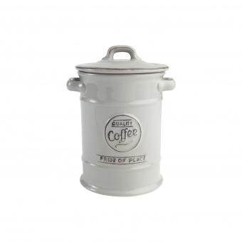 T&G Ёмкость для хранения кофе Pride of Place in cool grey 19*12 см