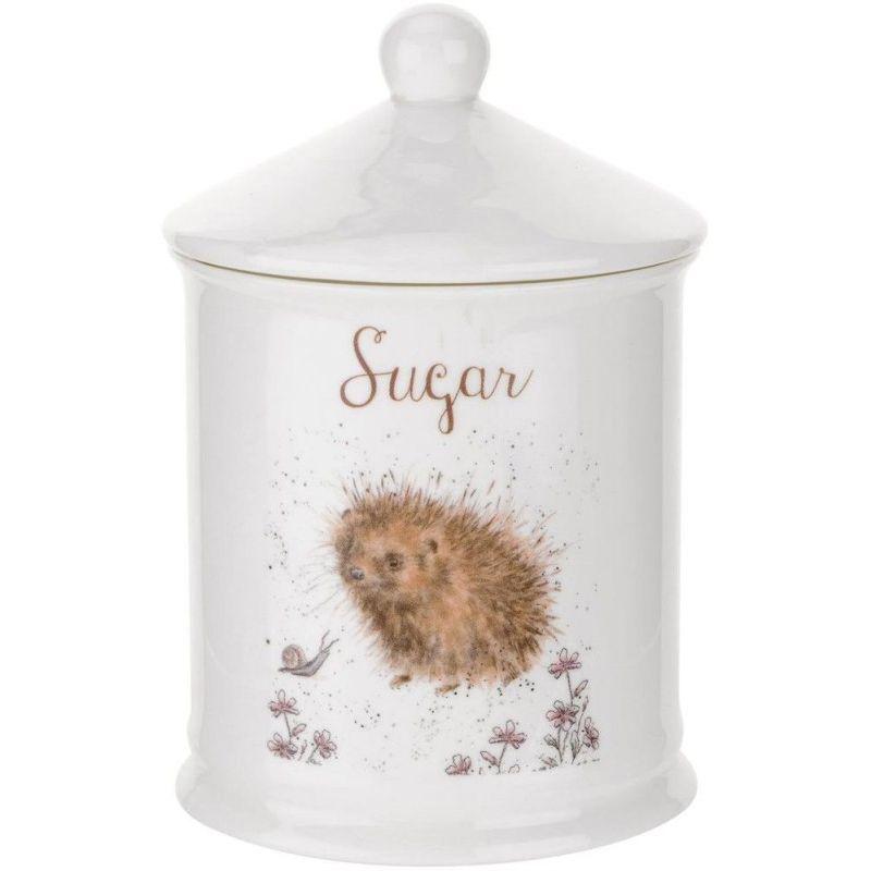 """Банка для сахара с крышкой Royal Worcester """"Забавная фауна"""" 14,5см"""