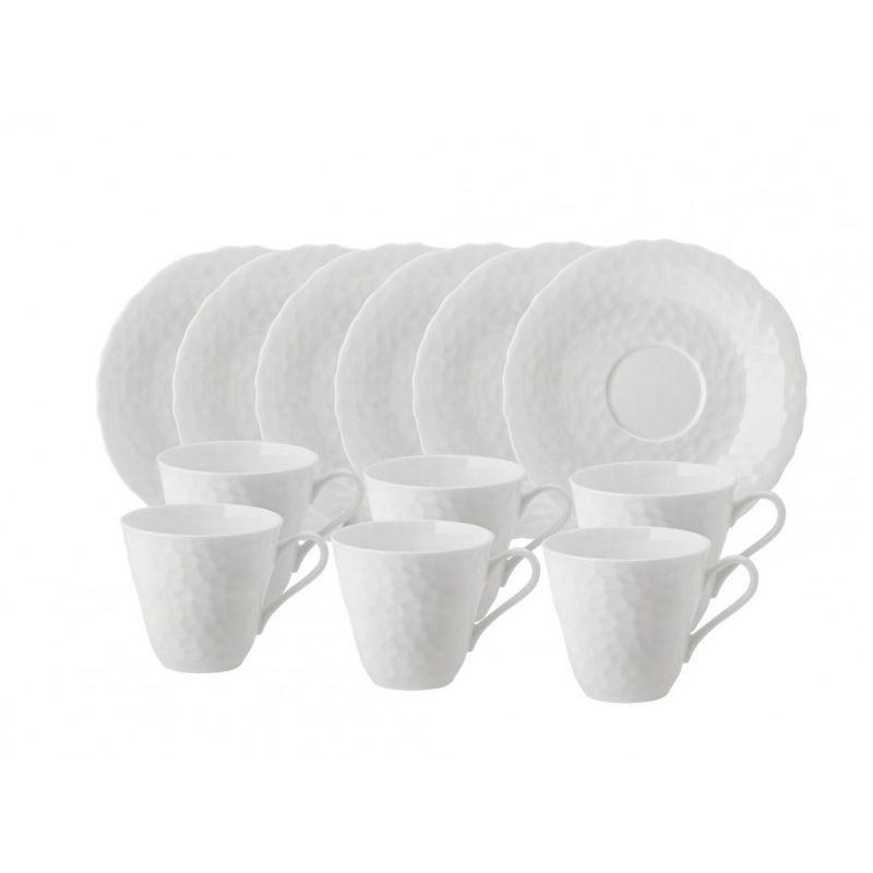 Кофейный набор Гармония 12 предметов, 6 персон.